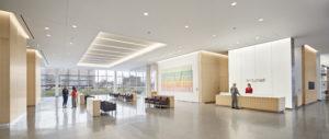 Cleveland Clinic Cancer Center Lobby